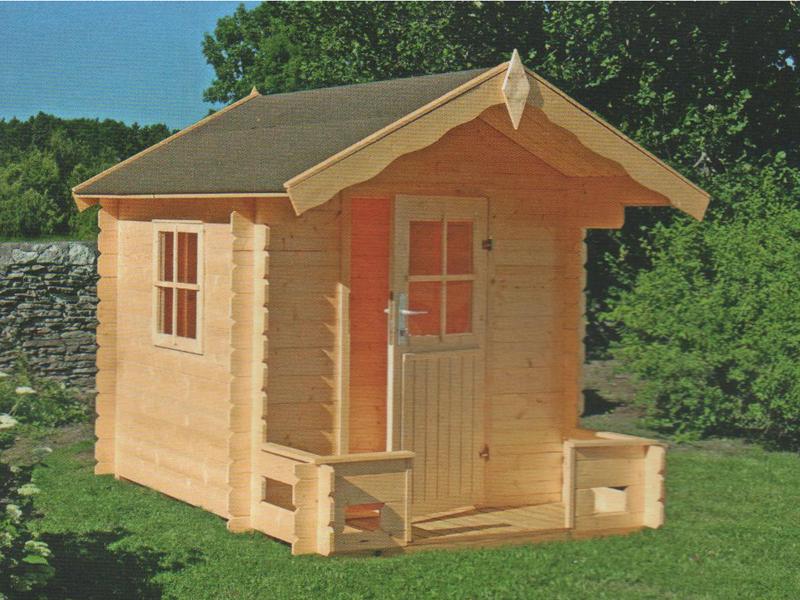 Case in legno roma for Casette in legno abitabili